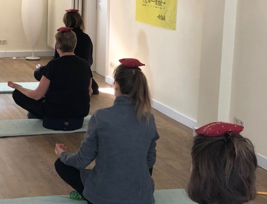 Body & Brain - Workshop - Chun Moon meditatie